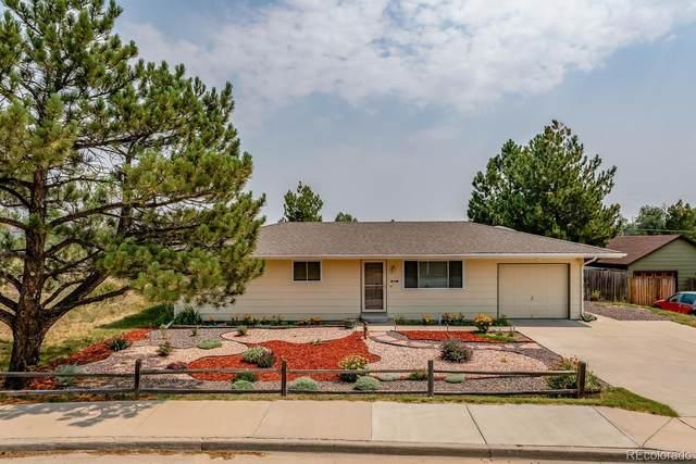 522 S Tabor Street, Elizabeth, CO 80107 (MLS #9791669) :: 8z Real Estate