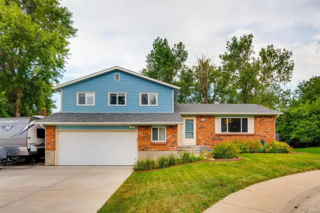 13932 W 73rd Place, Arvada, CO 80005 (#9791697) :: The Galo Garrido Group