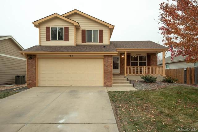 772 S Carriage Drive, Milliken, CO 80543 (#9792057) :: The Brokerage Group