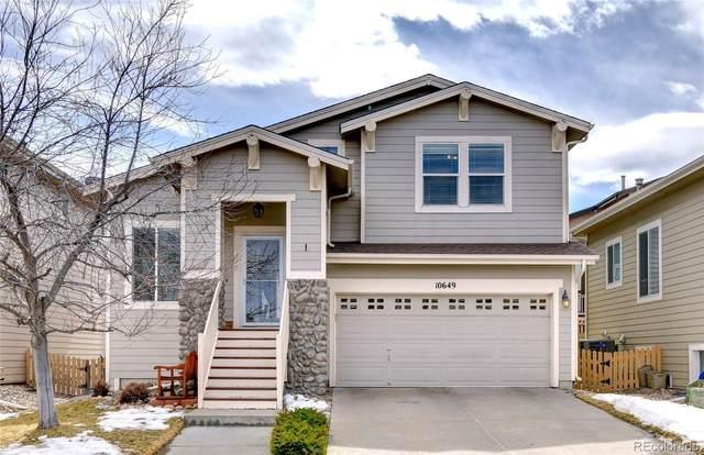 10649 Braselton Street, Highlands Ranch, CO 80126 (#9792118) :: iHomes Colorado