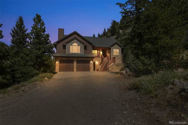 2155 Muscovite Drive, Georgetown, CO 80444 (MLS #9792255) :: Bliss Realty Group