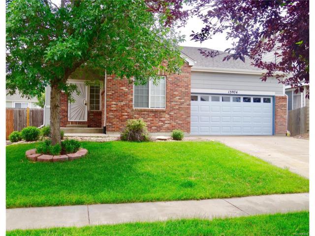 13974 E 105th Avenue, Commerce City, CO 80022 (MLS #9792287) :: 8z Real Estate