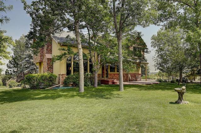 1343 Shoshone Trail, Elizabeth, CO 80107 (#9793075) :: Colorado Home Realty