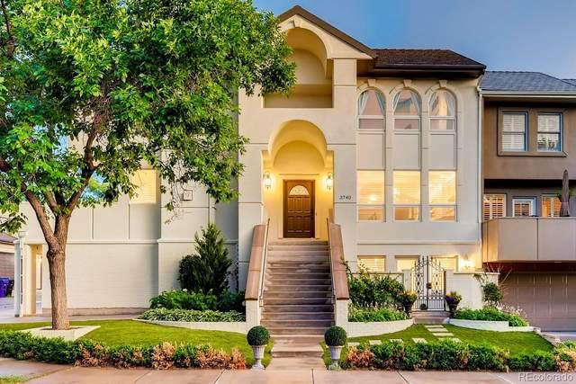 3740 E 3rd Avenue, Denver, CO 80206 (MLS #9793250) :: 8z Real Estate