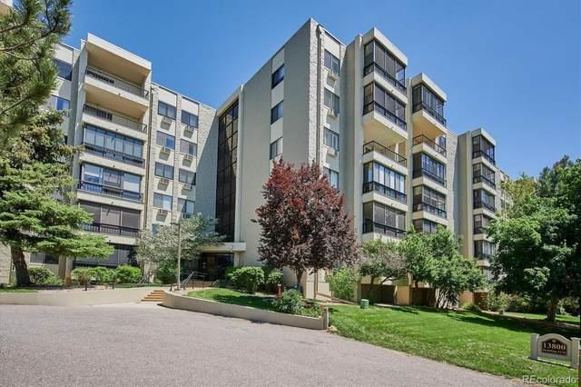 13800 E Marina Drive #403, Aurora, CO 80014 (#9793392) :: The Griffith Home Team