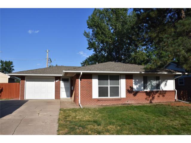 1510 S Carr Street, Lakewood, CO 80232 (MLS #9793652) :: 8z Real Estate