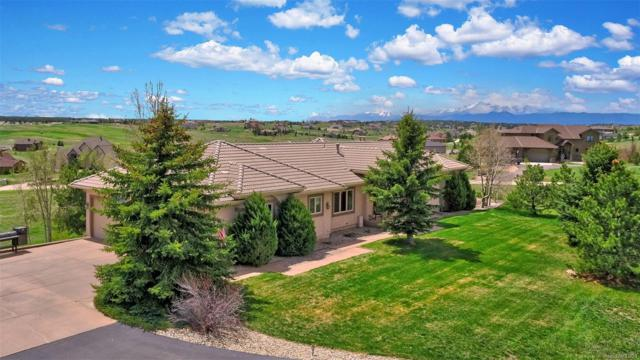19773 Kershaw Court, Monument, CO 80132 (#9794028) :: The Griffith Home Team