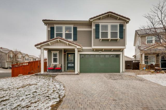 3865 Alcazar Drive, Castle Rock, CO 80109 (#9794035) :: Keller Williams Action Realty LLC