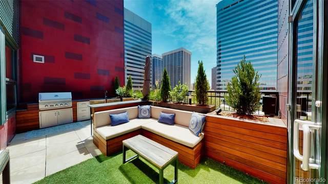 1800 Lawrence Street #506, Denver, CO 80202 (#9794159) :: Bring Home Denver with Keller Williams Downtown Realty LLC
