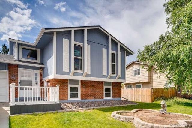 7703 S Independence Way, Littleton, CO 80128 (#9794361) :: The HomeSmiths Team - Keller Williams