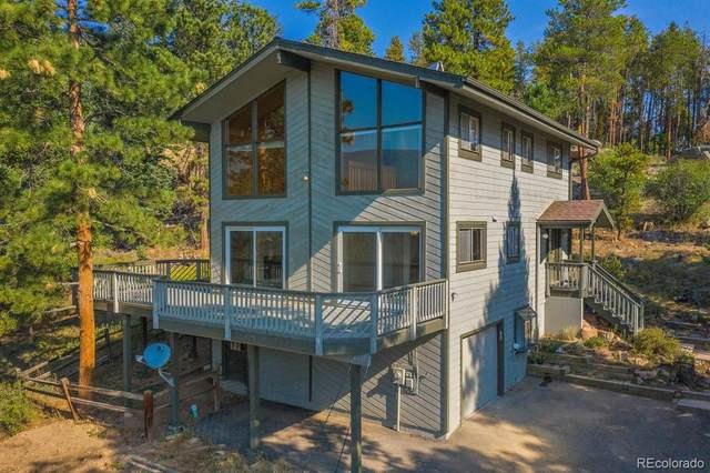 32552 Lodgepole Drive, Evergreen, CO 80439 (MLS #9794696) :: 8z Real Estate