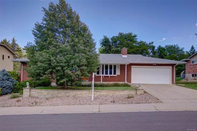 8397 E Lehigh Drive, Denver, CO 80237 (MLS #9794752) :: 8z Real Estate