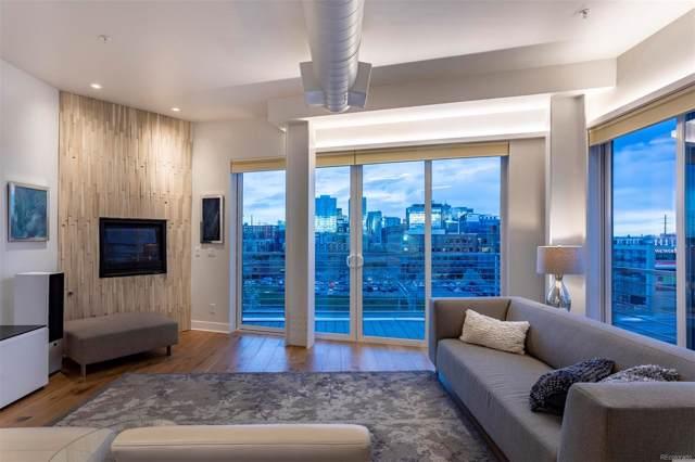 1737 Central Street #401, Denver, CO 80211 (MLS #9794778) :: 8z Real Estate
