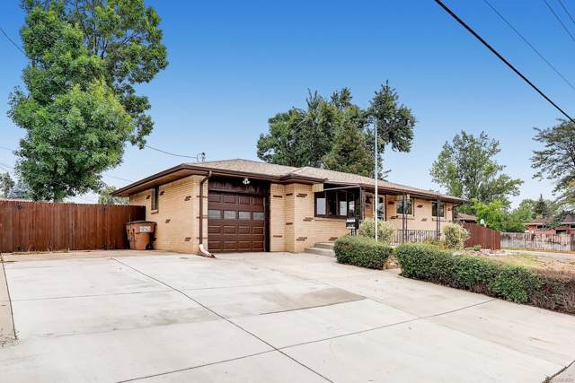 4341 Shaw Boulevard, Westminster, CO 80031 (MLS #9794981) :: 8z Real Estate