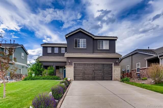 14841 E 116th Drive, Brighton, CO 80603 (MLS #9795238) :: 8z Real Estate