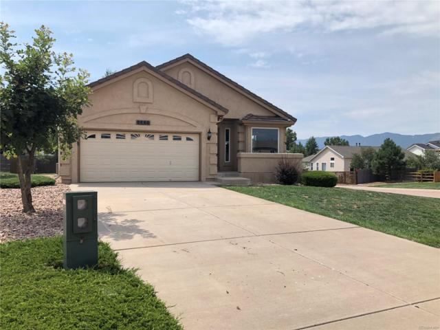 2286 Creek Valley Circle, Monument, CO 80132 (#9795388) :: Bicker Realty