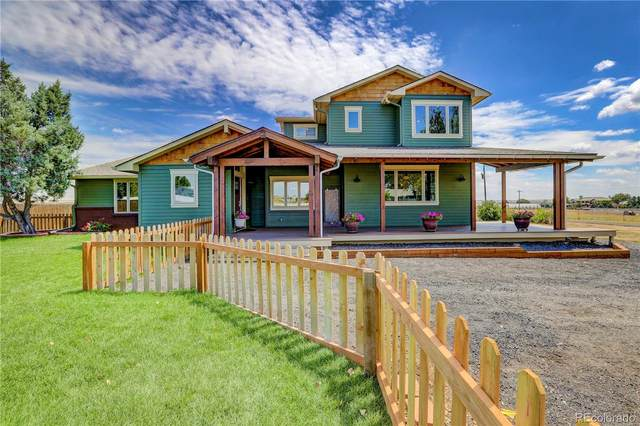 914 County Road 7, Erie, CO 80516 (MLS #9795506) :: 8z Real Estate