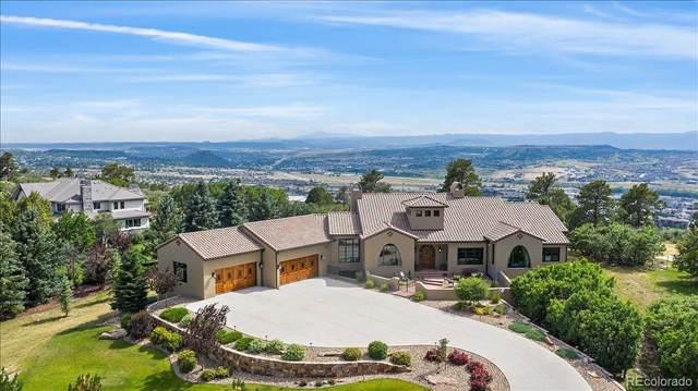 880 Diamond Ridge Circle, Castle Rock, CO 80108 (#9795752) :: My Home Team