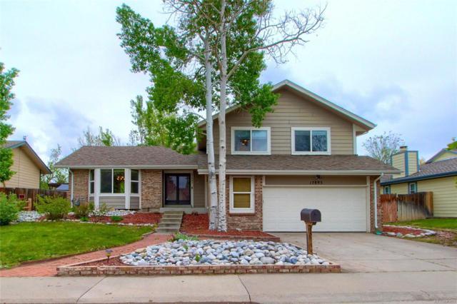 17895 E Berry Drive, Centennial, CO 80015 (#9795772) :: 5281 Exclusive Homes Realty