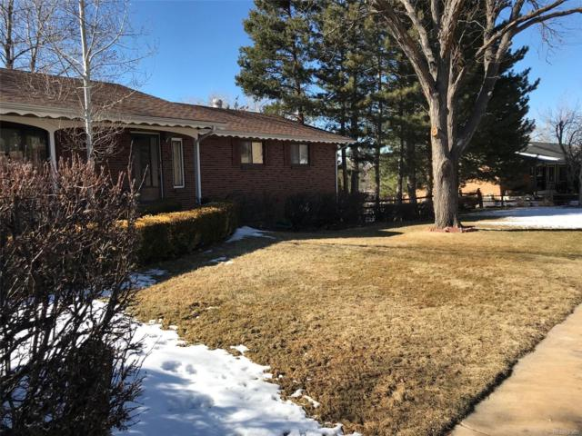 6955 Estes Drive, Arvada, CO 80004 (#9796089) :: Venterra Real Estate LLC