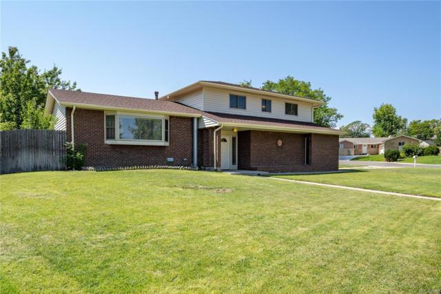 9650 W Dakota Avenue, Lakewood, CO 80226 (#9796788) :: The Griffith Home Team