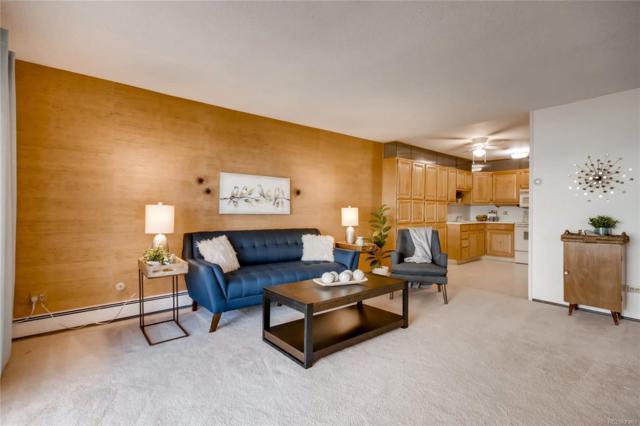 580 S Clinton Street 10A, Denver, CO 80247 (#9796975) :: The Peak Properties Group