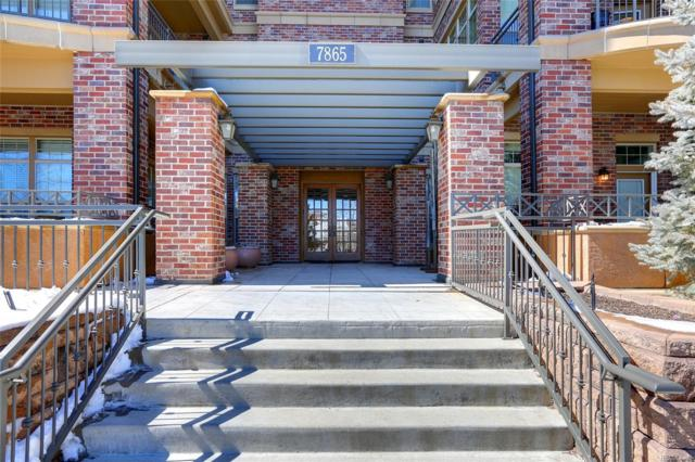7865 Vallagio Lane #301, Englewood, CO 80112 (#9797342) :: The Peak Properties Group