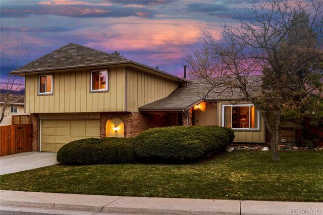 6966 S Ammons Street, Littleton, CO 80128 (#9797515) :: The Griffith Home Team
