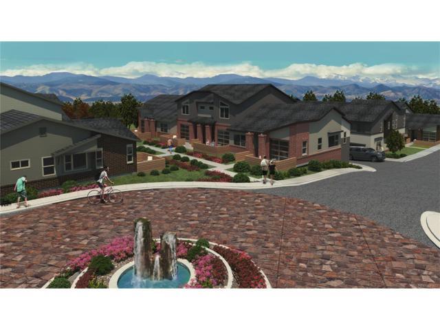 19577 E Sunset Circle #2, Centennial, CO 80015 (MLS #9797961) :: 8z Real Estate