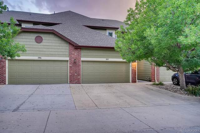 2855 Rock Creek Circle #285, Superior, CO 80027 (MLS #9797991) :: Clare Day with Keller Williams Advantage Realty LLC