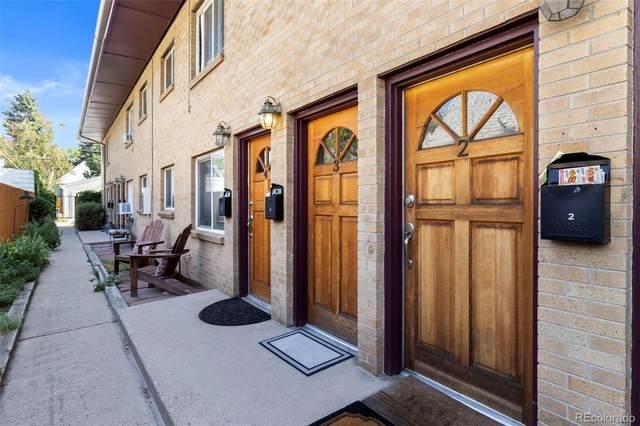 165 W Cedar Avenue #3, Denver, CO 80223 (MLS #9798003) :: Clare Day with Keller Williams Advantage Realty LLC