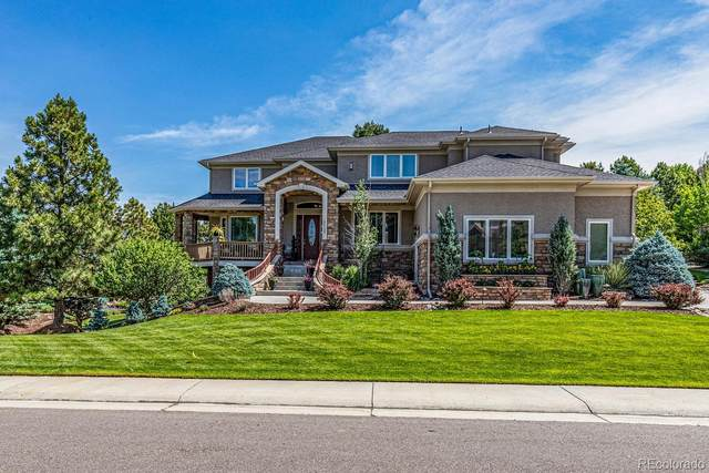 8693 Windhaven Drive, Parker, CO 80134 (#9798058) :: Mile High Luxury Real Estate