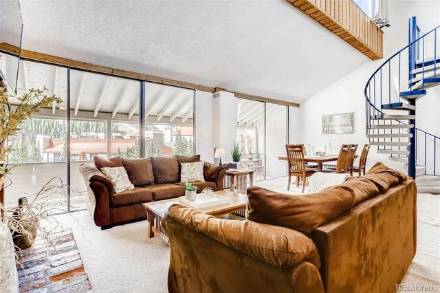 760 Copper Road #202, Copper Mountain, CO 80443 (#9798150) :: The Colorado Foothills Team | Berkshire Hathaway Elevated Living Real Estate