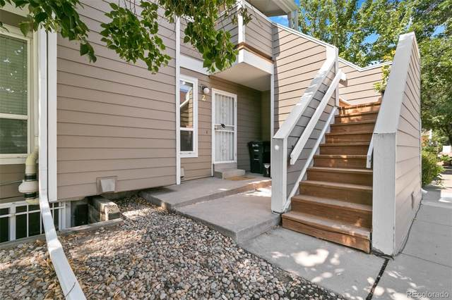 8095 E Colorado Avenue #2, Denver, CO 80231 (#9798202) :: Chateaux Realty Group
