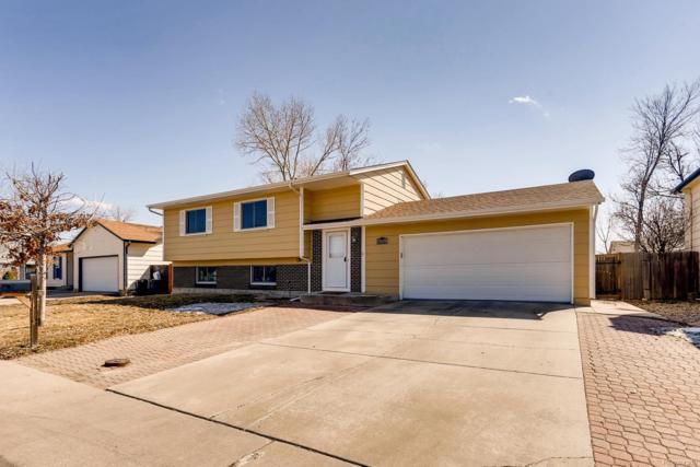 17670 E Utah Place, Aurora, CO 80017 (#9798551) :: The Heyl Group at Keller Williams