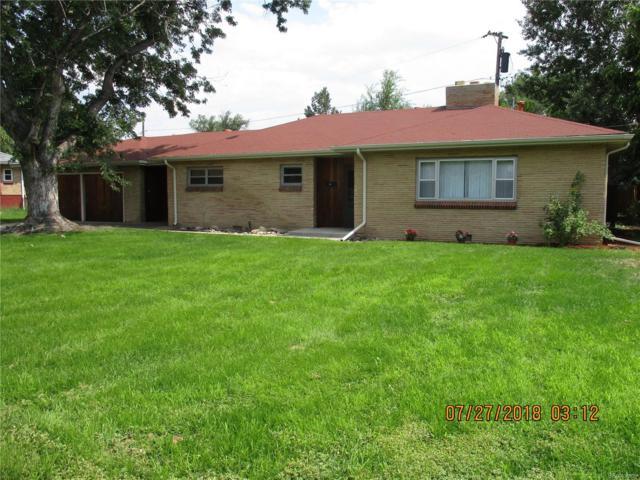 7650 W 48th Avenue, Wheat Ridge, CO 80033 (#9798557) :: Bring Home Denver