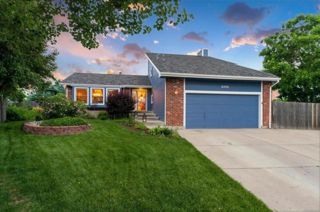 8290 S Kearney Street, Centennial, CO 80112 (#9798686) :: The Dixon Group