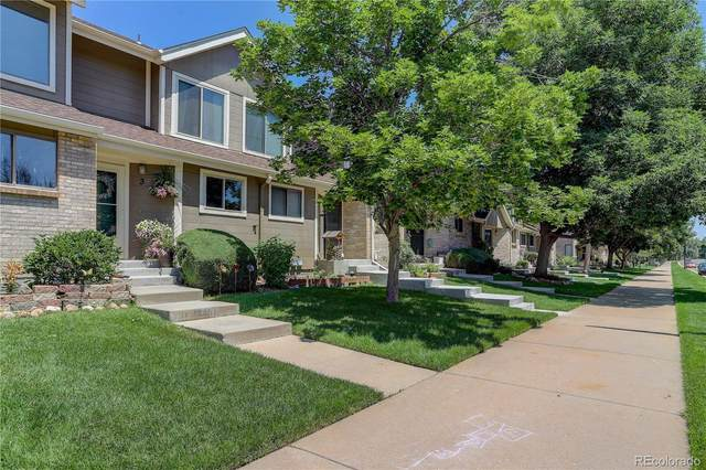 8733 W Cornell Avenue #1, Lakewood, CO 80227 (#9798904) :: The Artisan Group at Keller Williams Premier Realty