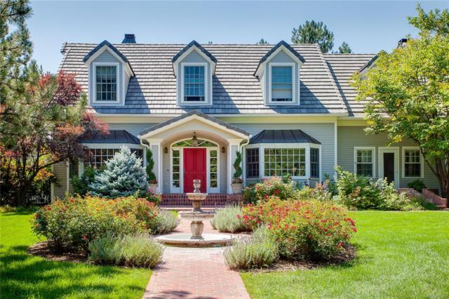 17 Mockingbird Lane, Cherry Hills Village, CO 80113 (#9798977) :: The Peak Properties Group