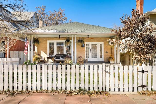 517 N Downing Street, Denver, CO 80218 (#9799010) :: The Healey Group