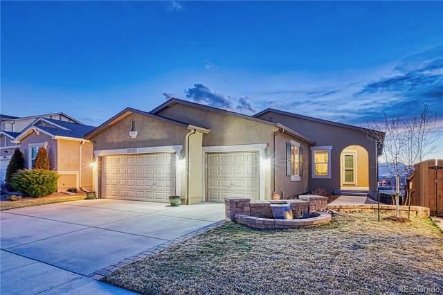 6038 Cumbre Vista Way, Colorado Springs, CO 80924 (MLS #9799090) :: 8z Real Estate