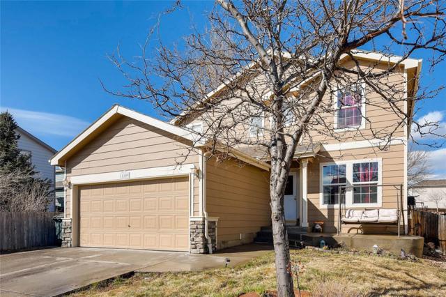 11109 Clayton Street, Northglenn, CO 80233 (#9799152) :: The Peak Properties Group