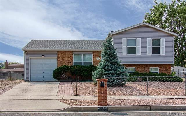 4143 Morley Circle, Colorado Springs, CO 80916 (#9799234) :: Chateaux Realty Group