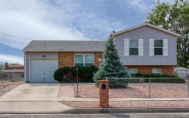 4143 Morley Circle, Colorado Springs, CO 80916 (MLS #9799234) :: Find Colorado