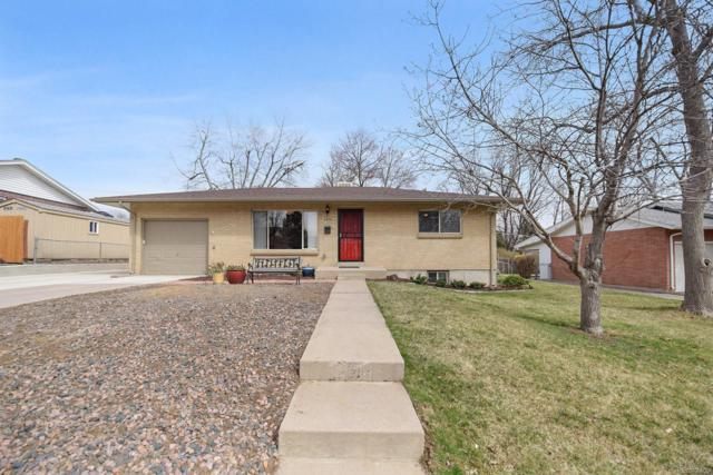 2910 S Yates Street, Denver, CO 80236 (#9799345) :: The Peak Properties Group