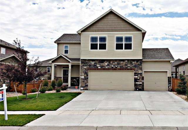 6452 N Dunkirk Court, Aurora, CO 80019 (#9799523) :: James Crocker Team