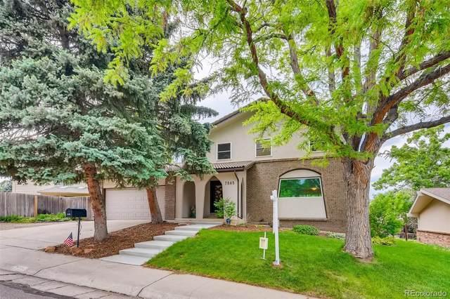 7585 E Kenyon Avenue, Denver, CO 80237 (#9800008) :: Berkshire Hathaway HomeServices Innovative Real Estate