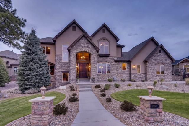 8997 Scenic Pine Drive, Parker, CO 80134 (#9800071) :: Wisdom Real Estate