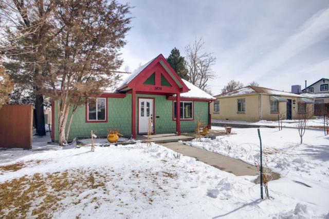 3838 N Madison Street, Denver, CO 80205 (#9800215) :: Compass Colorado Realty
