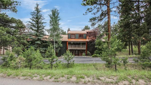 33510 Inverness Drive, Evergreen, CO 80439 (#9800235) :: Wisdom Real Estate